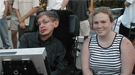 Jora Jacobi had the privilege of meeting Dr. Stephen Hawking at a Caltech event.