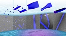 Scientists at PNNL have created a new family of nanotubes that are composed of peptide-like molecules called peptoids.