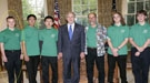 Champions in Science: Profile of Sam Elder, National Science Bowl® Champion 2007