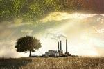 Natural Chemicals Transform Man-Made Particulates
