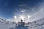 El Niño and Liquid Water Clouds Contribute to Antarctic Melt in 2015-2016