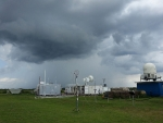 Small Particles Play Large Role in Tropical Thunderstorms