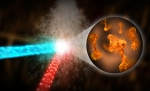 Capturing Molecular Motion with Relativistic Electrons