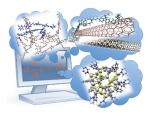 Modeling Sunlight Harvesting in Nanostructures