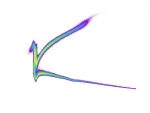 Fast! Hard X-Ray Flash Breaks Speed Record