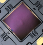 Steering Light with Dynamic Lens-on-MEMS
