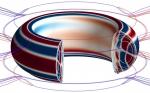 Discovered: Optimal Magnetic Fields Suppress Instabilities in Tokamak Plasmas