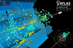 ATLAS Experiment Uncovers Higgs Boson Interactions with Heaviest Quarks