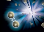 A new measurement by RHIC's STAR collaboration reveals that the force between antiprotons (p with bar above) is attractive and strong - just like the force that holds ordinary protons together within the nuclei of atoms.