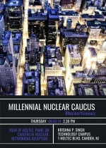 Join the Millennial Nuclear Caucus event in New Jersey August 2