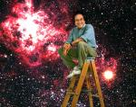 Dr. Saul Perlmutter, who won the 2011 Nobel Prize in Physics, heads the Supernova Cosmology Project at Lawrence Berkeley National Laboratory. It was this team along with the High-z Supernova Search Team which found evidence of the accelerating expansion of the universe.