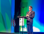Secretary Perry speaks at the World Gas Conference