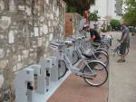 B-Cycle users can access bikes on demand with an annual, weekly, or daily pass.   Courtesy of Julia Diana, City of San Antonio