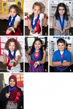Brookhaven Elementary School Science Fair First Place Winners