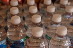 <i>Plastic water bottles are among the products that some companies are now producing with bio-based chemicals instead of fossil fuels. The Energy Department's Bioenergy Technologies Office is researching ways that bioproducts can improve the economics of new types of biofuels. | Photo courtesy of Quinn Dombrowski, Flickr creative commons license.</i>