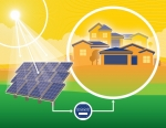 Shared solar projects allow consumers to take advantage of solar energy's myriad benefits, even though the system is not located on the consumer's own rooftop. | Photo courtesy of the Vote Solar Initiative
