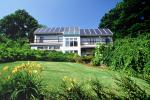 This solar powered residence was commissioned by Boston Edison as a demonstration of future trends in design and technology that would become commonplace in the early decades of the next millennium. Today, the Energy Department's SunShot Initiative is seeking to accelerate innovation and aggressively drive down cost through various funding opportunities. | Photo courtesy of Solar Design Associates.