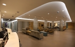 Photo of the common areas in a behavioral health facility.