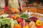 You can use less energy in your kitchen and still prepare the perfect Thanksgiving feast.   Photo courtesy of ©iStockphoto.com/YinYang
