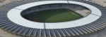 The Mineirão Stadium, with its six thousand solar panels, is ready for more World Cup Action | Photo courtesy of Renato Cobucci/Imprensa/MG