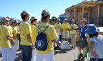 The US Department of Energy Solar Decathlon 2015 is recruiting volunteers! The award-winning educational event, October 8-18 in Irvine, California, will showcase solar efficiency houses designed and built by collegiate teams worldwide. Source: Alexis Powers