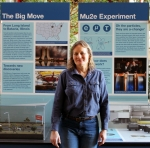 Christine Ader is a mechanical engineer at Fermi National Accelerator Laboratory (Fermilab). She attended Illinois Institute of Technology, earning a bachelor's degree.