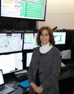 Karen S. White is controls group leader and data operations manager at the Spallation Neutron Source at Oak Ridge National Laboratory. She attended Old Dominion University, where she earned a bachelor's degree in computer engineering and master's degree in computer science, and George Washington University, where she earned an M.E. in engineering management.