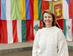 Lisa M. Thompson is a group leader in the Global Security Directorate at Oak Ridge National Laboratory. She attended the University of Tennessee, earning a bachelor of science degree.