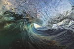 close up image of a wave