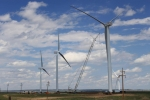 Huerfano River Wind project; Photo courtesy of San Isabel Electric Association , Inc.