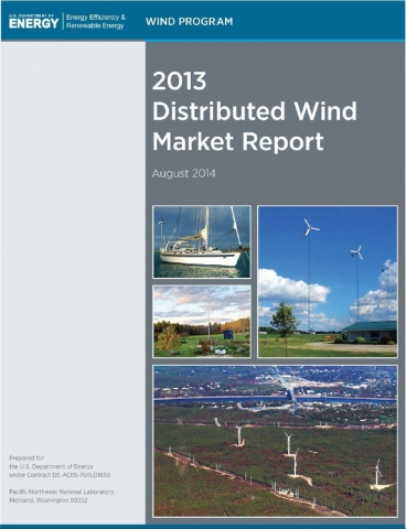 2013 Distributed Wind Market Report Cover Photo.JPG