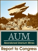 Abandoned Uranium Mines Report to Congress