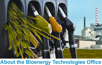 About the Bioenergy Technologies Office