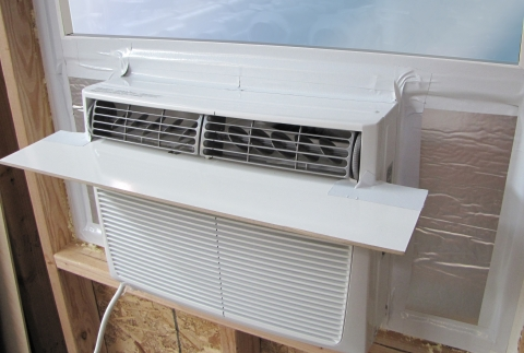 High Efficiency Window Air Conditioners Building America