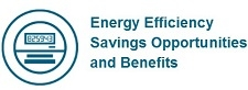 Energy Efficiency Savings Opportunities and Benefits