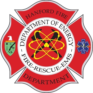 DOE Hanford Fire Department Logo