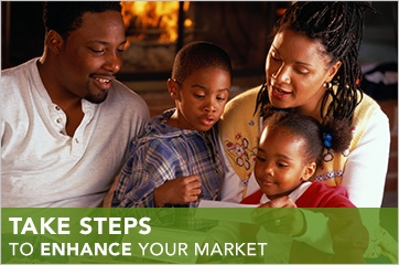Take Steps to Enhance Your Market