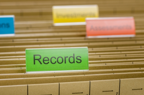 Records and Files