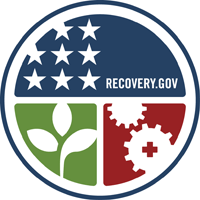 Image of the Recovery.gov logo.