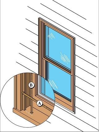 Image Result For Installing Storm Windows