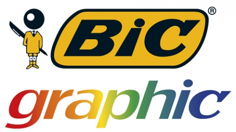 Logo of BIC Graphic USA
