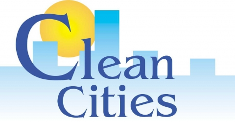 Clean Cities logo.