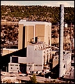 The Nucla fluidized bed power plant in Colorado was operated in DOE's Clean Coal Technology Program.