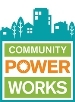 The Community Power Works logo.