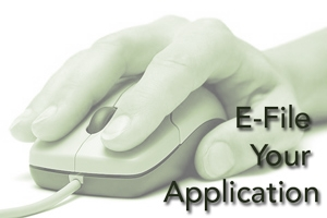 E-File Your Application