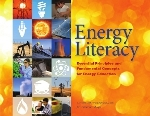 A thumbnail image of the cover of the Energy Literacy booklet.