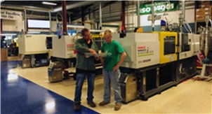Photo of HARBEC, Inc.'s specialty plastics manufacturing facility in upstate New York, courtesy of HARBEC.