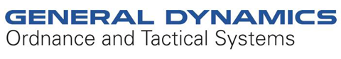 Logo of General Dynamics Ordnance and Tactical Systems