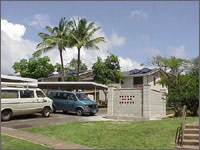 Photo of U.S. Coast Guard Housing in Honolulu, Hawaii