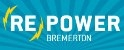 The RePower Bremerton logo.